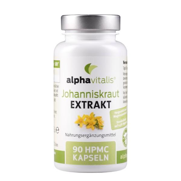 Johanniskraut Extrakt mit Hypericin