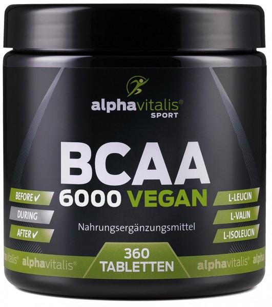 BCAA 6000 vegan