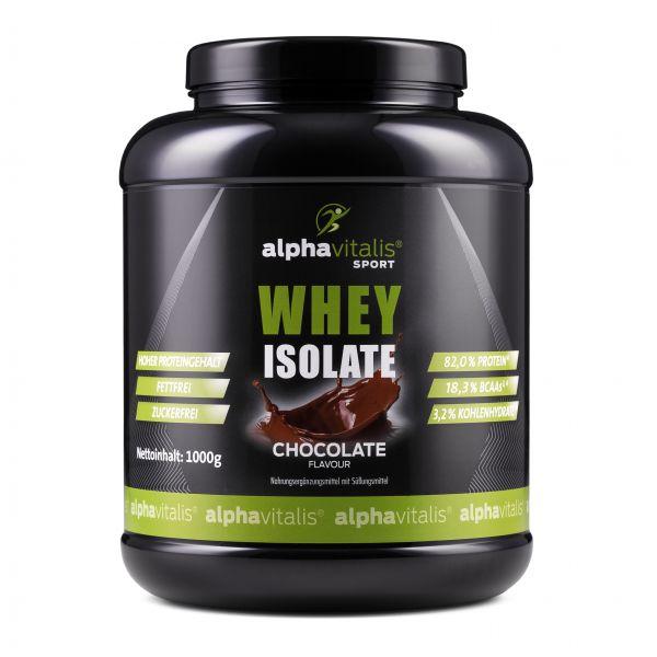 100% Whey Protein Isolat