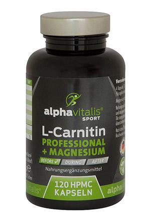 L-Carnitin im Sport