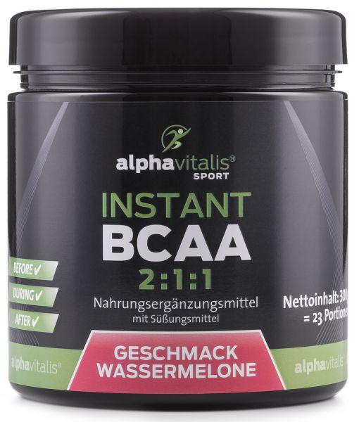 Instant BCAA Pulver