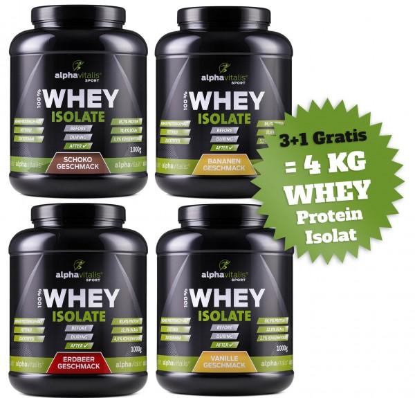 Whey Protein Isolat XXL