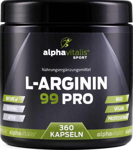 L-Arginin 99 Pro