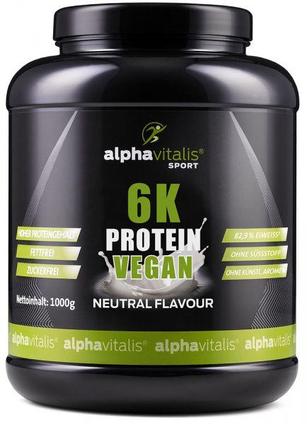 6k Protein vegan
