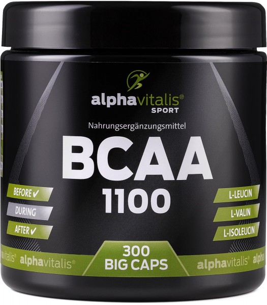 BCAA 1100 BIG CAPS