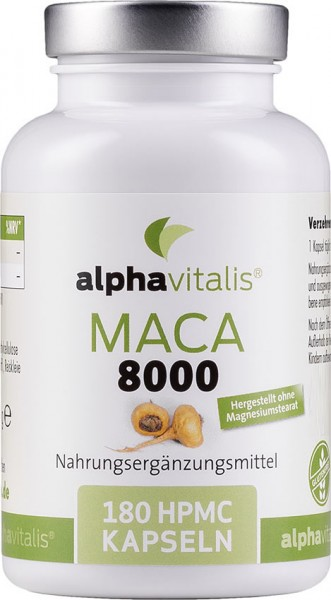 Maca 8000